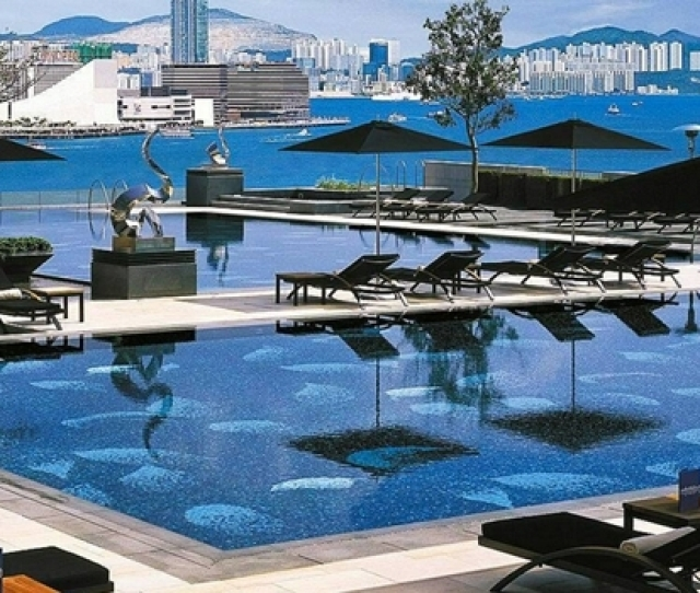 Best Hotel Swimming Pools In Hong Kong Chopstix The City