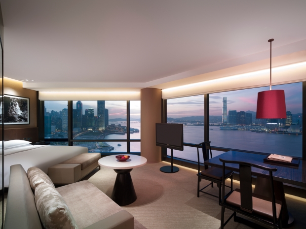 Executive Room, Grand Hyatt Hong Kong