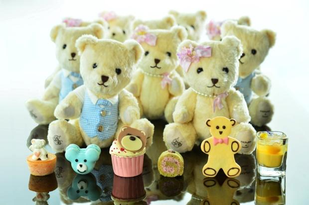 The Ritz Carlton Hong Kong and Nicholas & Bears Teddy Tea