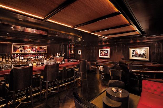 The Bar at The Peninsula Hong Kong