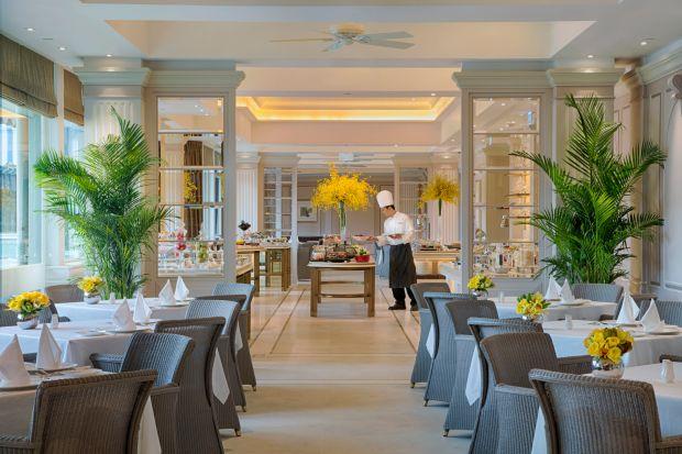 The Verandah at The Peninsula Hotel Hong Kong