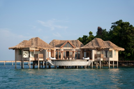 Two bedroom overwater villa