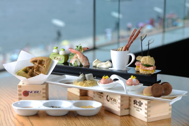 Japanese T-Set at Nobu, Intercontinental Hong Kong