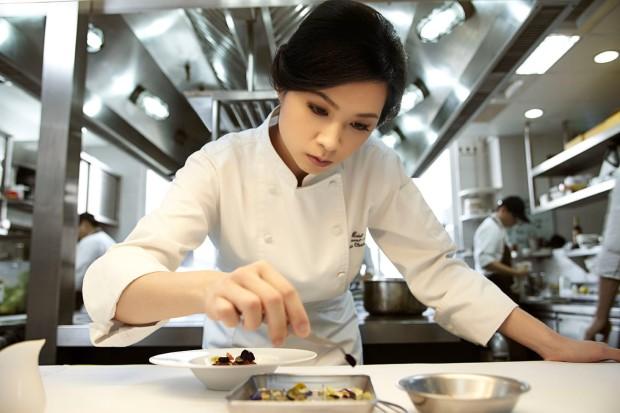 Veuve Clicquot Asia's Best Female Chef 2014 Lanshu Chen at Le Mout, Taiwan