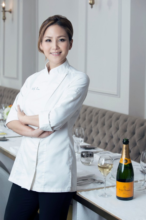 Vicky Lau, Veuve Clicquot Asia's Best Female Chef 2015