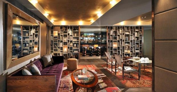 Belgraves hotel, Belgravia, London designed by Tara Bernerd