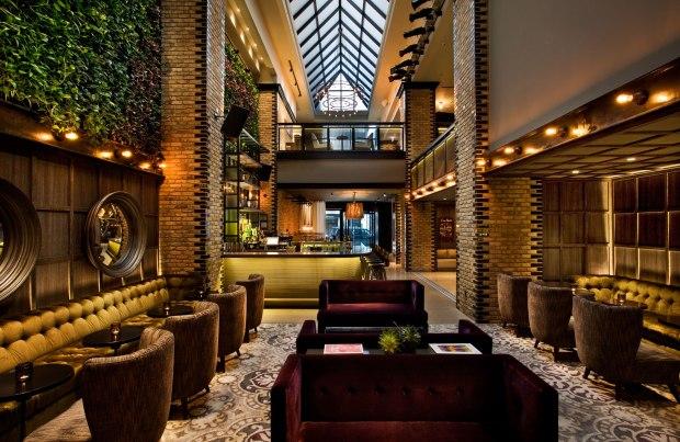 Thompson Chicago, designed by Tara Bernerd