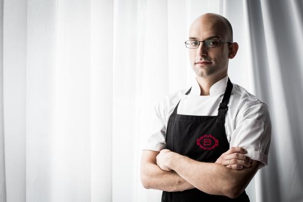 Chef Ivan Brehm