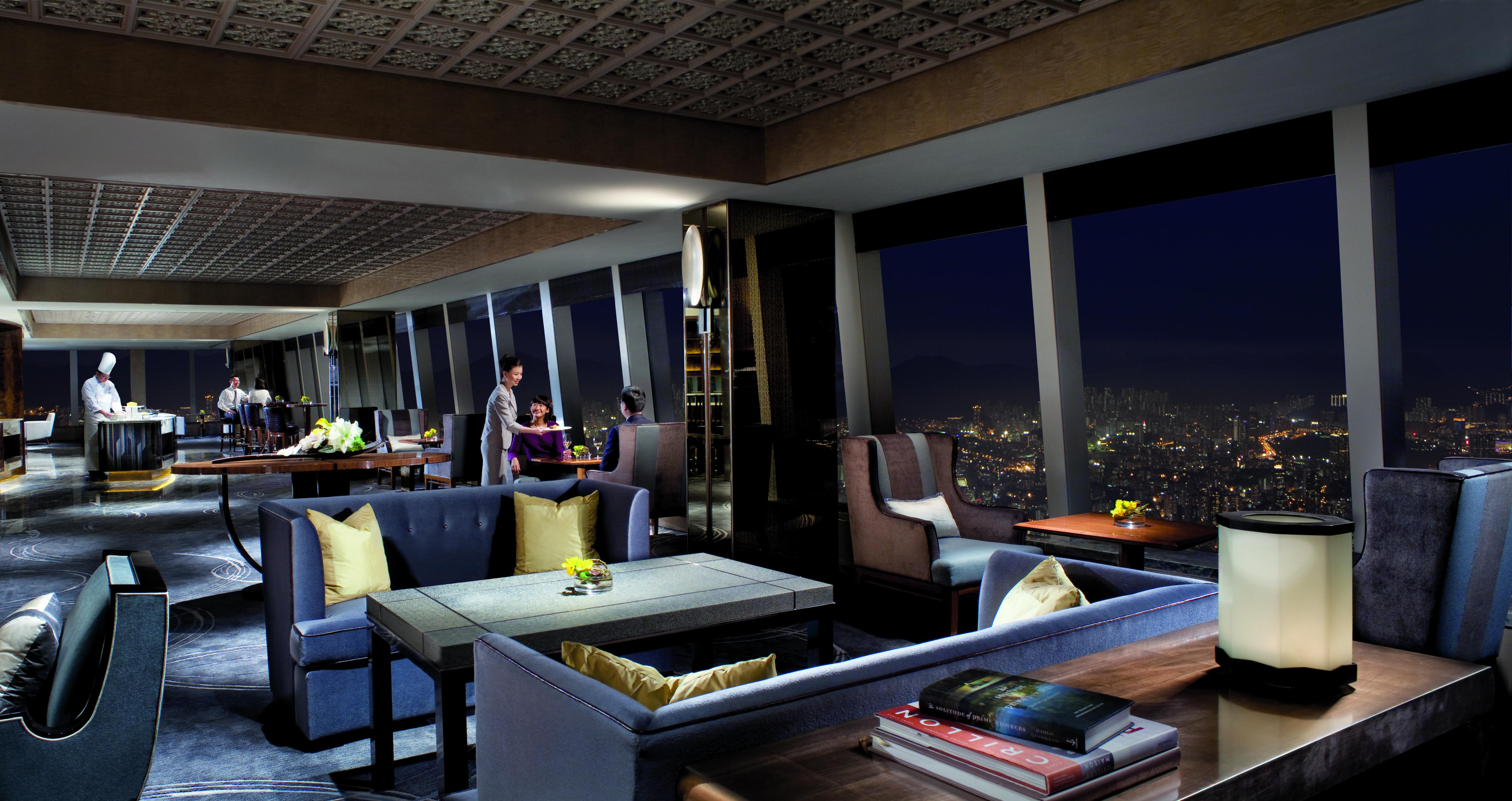 Four Seasons Executive Club Chopstix Amp The City