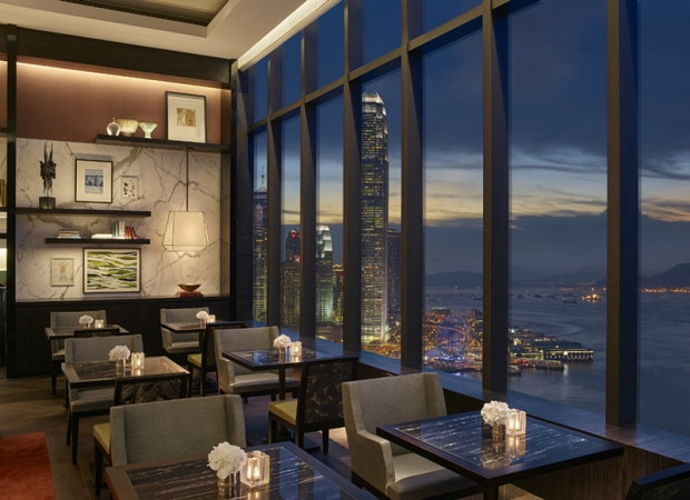 Grand Club, Grand Hyatt Hong Kong
