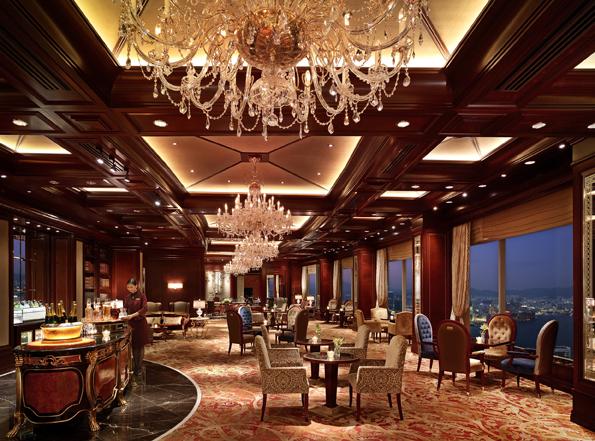 Shangri La Hong Kong
