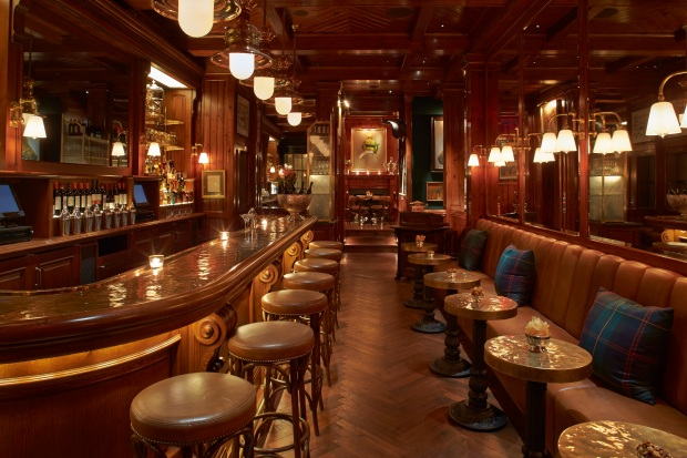 The Polo Bar, New York
