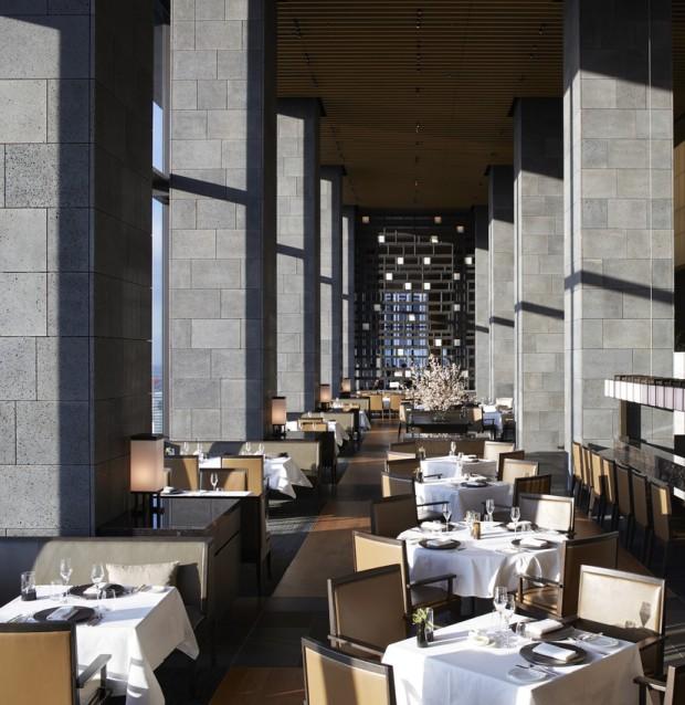 The Restaurant at Aman Tokyo
