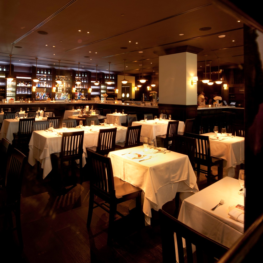 Osteria Mozza, Marina Bay Sands, Singapore