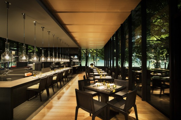 The Cafe by Aman, Aman Tokyo