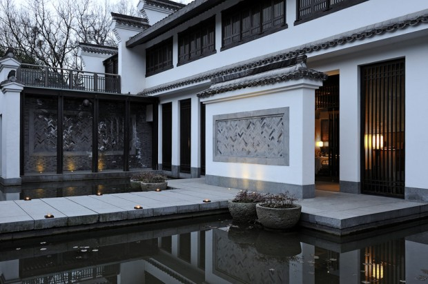 The Restaurant at Amanfayun, Hangzhou
