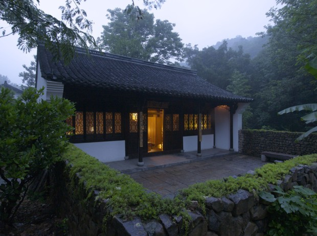 Guest room at Amanfayun, Hangzhou
