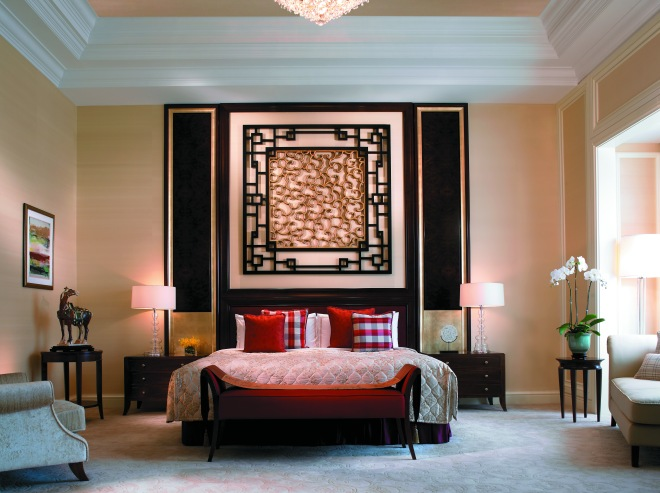 Shangri La Suite Singapore