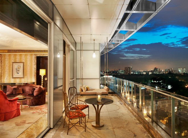 Presidential Suite at the St Regis Singapore