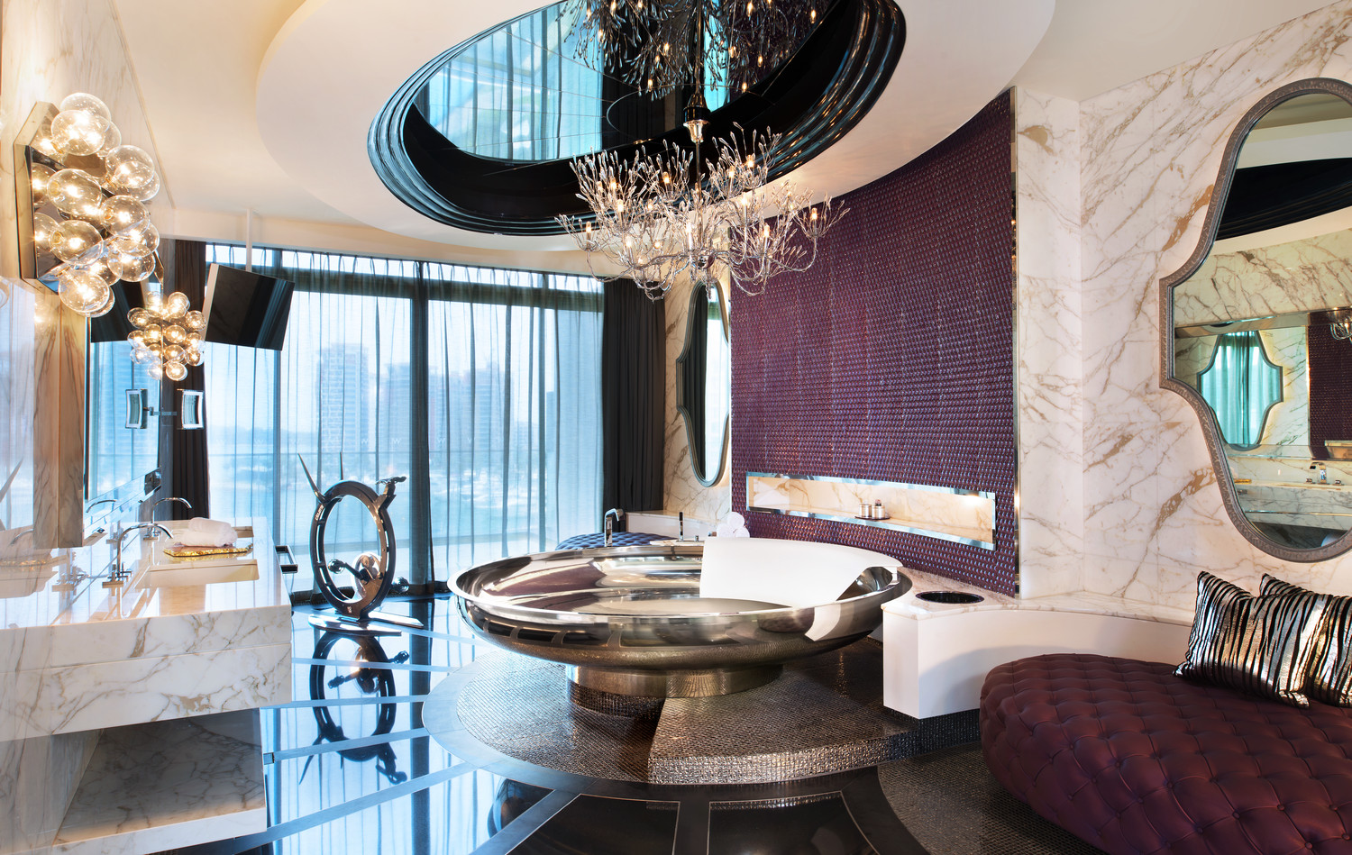 Extreme Wow Suite, W Singapore