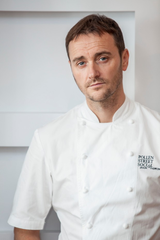 Chef Director Jason Atherton