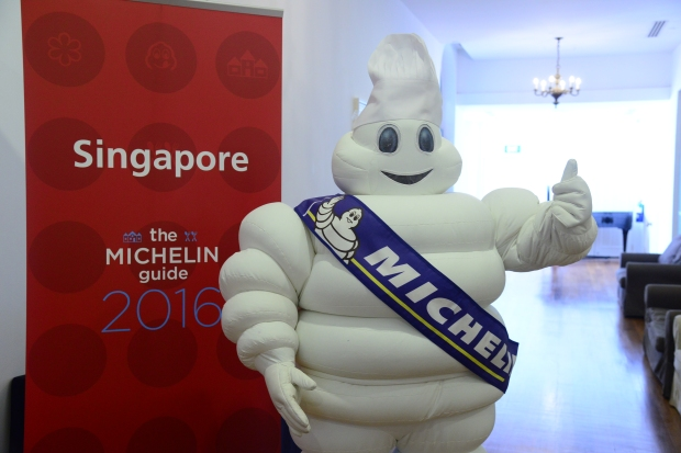 The Michelin Guide Singapore will launch in 2016
