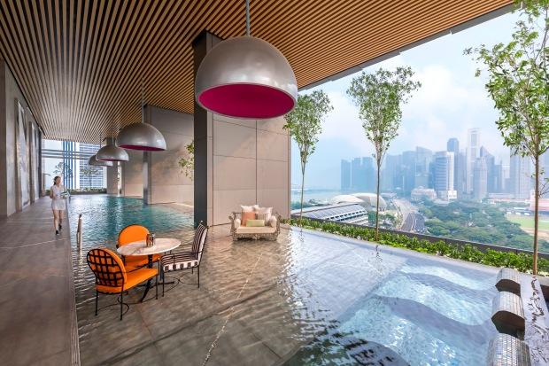 The South Beach, Singapore