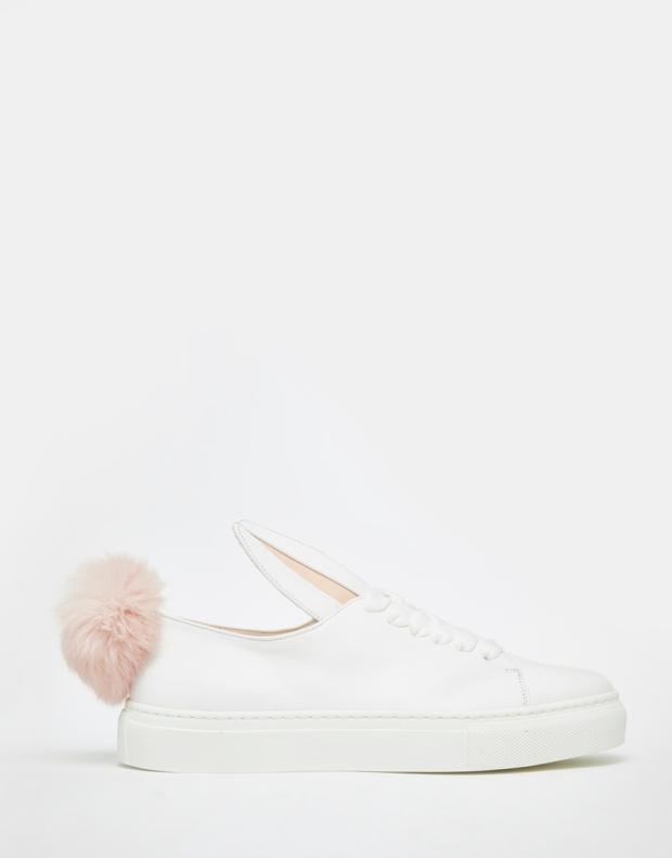 bunny sneakers