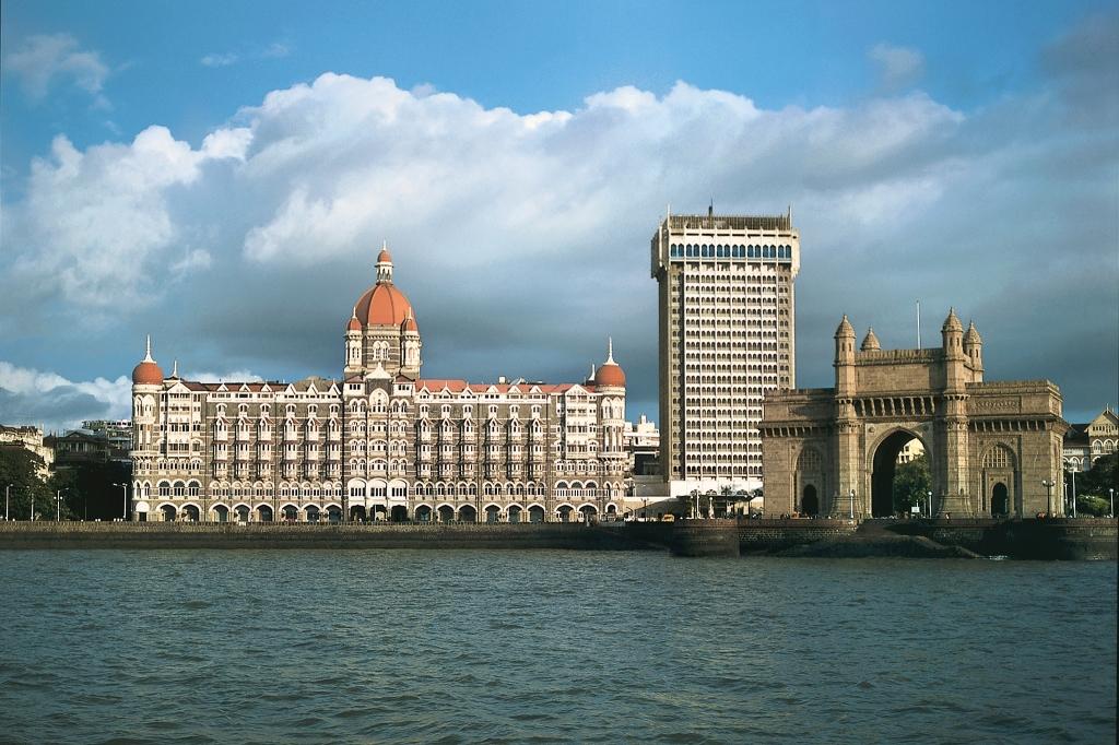 Taj Mumbai exterior