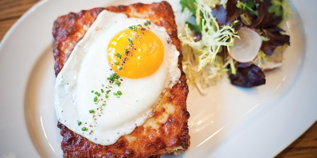 Is this the best Croque Madame in Asia?