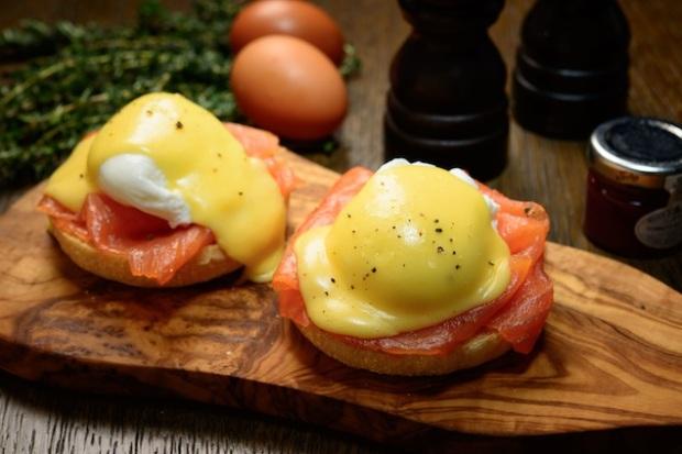 Eggs Benedict BSK