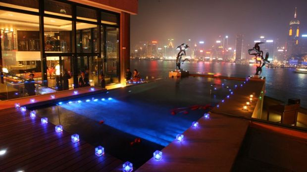 The Presidential Suite, Intercontinental Hong Kong