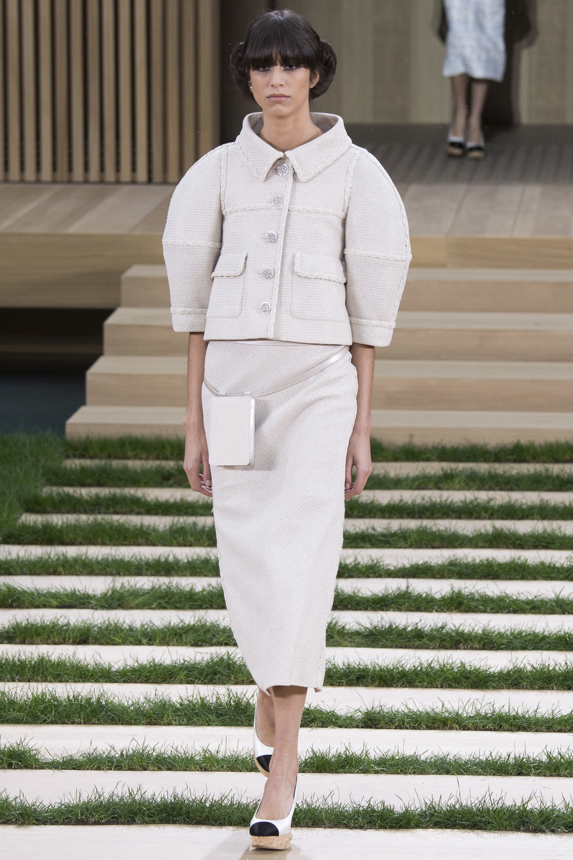 Chanel couture spring summer 16