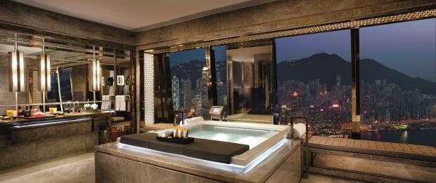The Ritz-Carlton Suite - Victoria Harbour - Bathroom.jpg