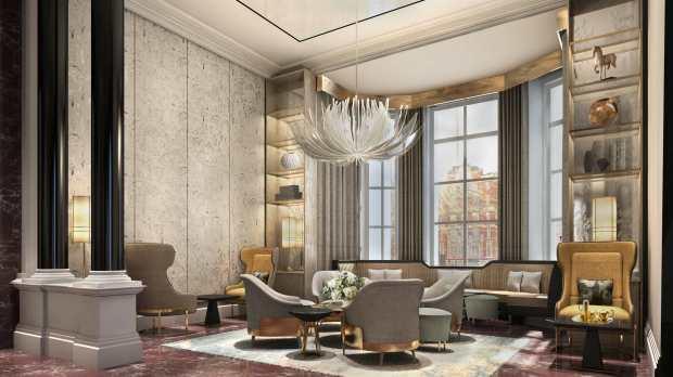 MOLON Lobby Lounge (L)