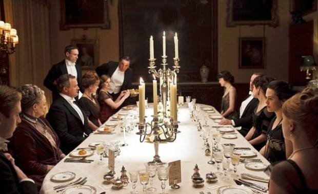 Downton table