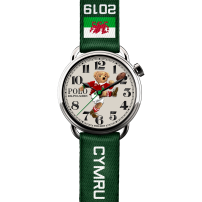 Ralph Lauren Wales Rugby Bear Watch