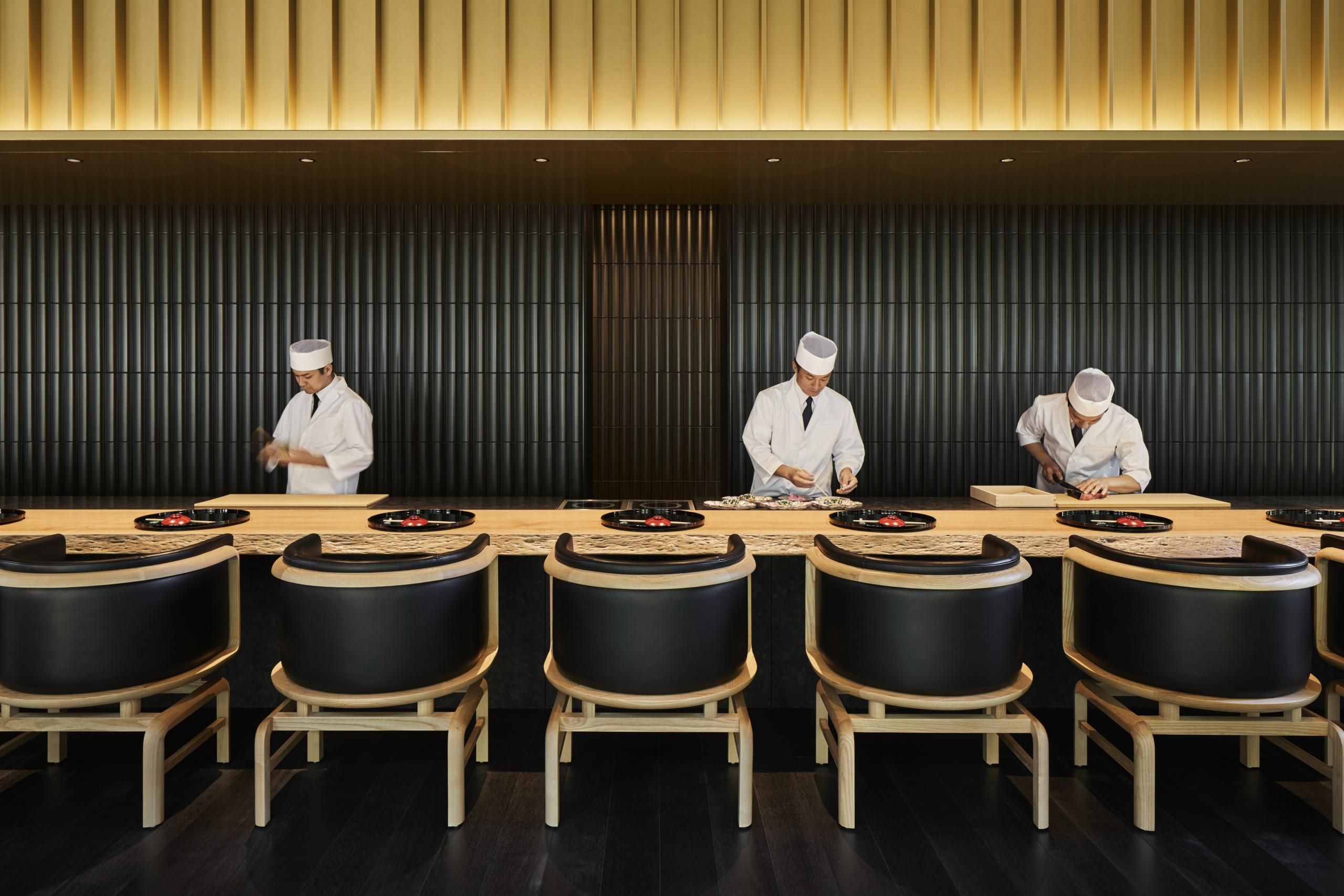 TAKA-AN Restaurant, Aman Kyoto