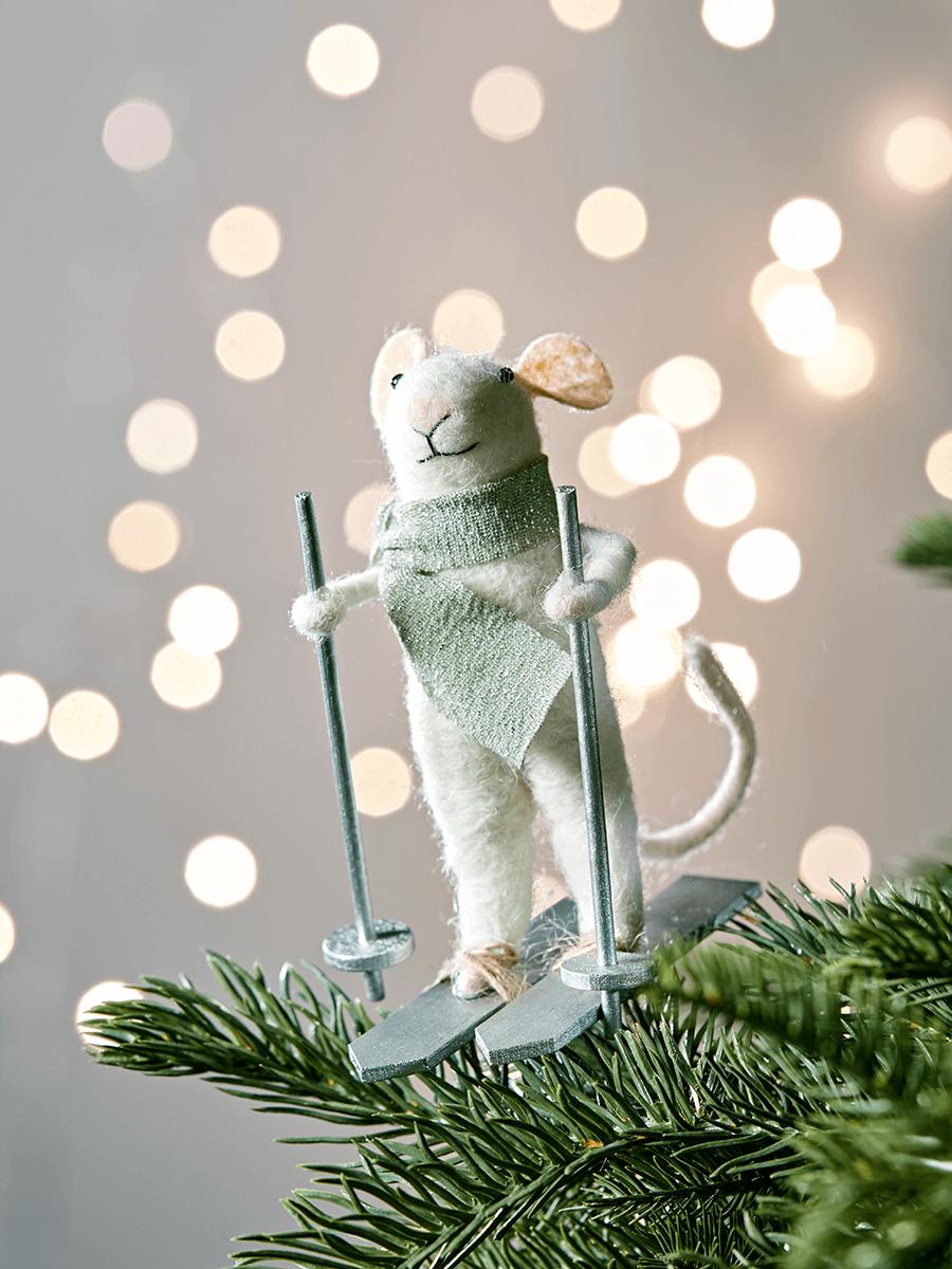 Ski mouse